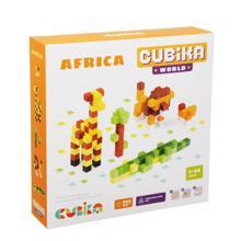 Cubika ხის ასაწყობი კონსტრუქცია აფრიკა