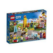 LEGO CITY მხიარული ბაზრობა