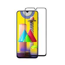 Glass Pro+ Full Screen Tempered Glass For Samsung M315 Galaxy M31 Black ეკრანის დამცავი