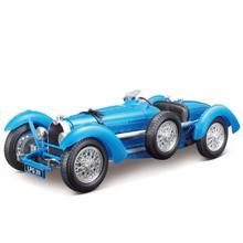 Bburago სათამაშო ლითონის მანქანა 1:18 Bugatti Type 59