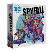 CRYPTOZOIC ENTERTAINMENT DC Spyfall  სამაგიდო თამაში