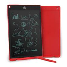 Mafiti LCD Writing Tablet Red სახატავი პადი