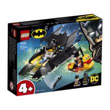 LEGO SUPER HEROES დევნა
