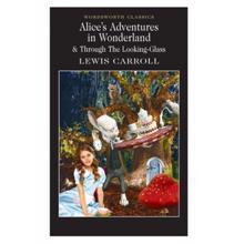 Bookmark Alices Adventures in Wonderland,  Carroll. L.