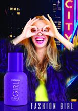MUMUSO სუნამო FASHION GIRL PURPLE EDT