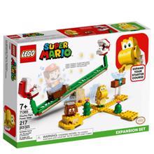 Lego LEAF პირანიების ბრძოლა