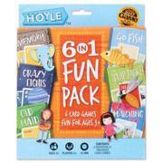 Child Card Games: 6 in 1 Fun Pack − სამაგიდო თამაში