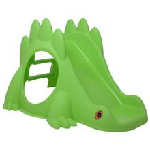 Paradiso Dinoslide Green  დინოზავრის ფორმის ჩამოსასრიალებელი