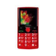 Anker Georgia მობილური ტელეფონი Sigma mobile Comfort 50 SOLO Red