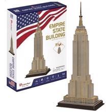 cubicfun 3D ფაზლი Empire State Building