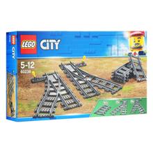 Lego City - ტრეკების ცვლილება