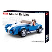Sluban Model Bricks - კლასიკური სპორტული მანქანა