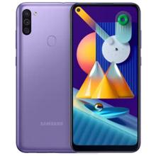 Samsung Galaxy M11 3/32GB LTE Violet მობილური ტელეფონი