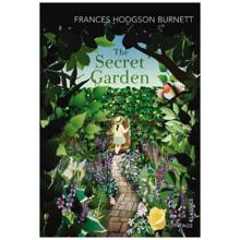 Bookmark Secret Garden  ბუქმარკი