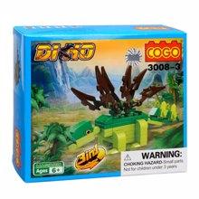 COGO კონსტრუქტორი Dino
