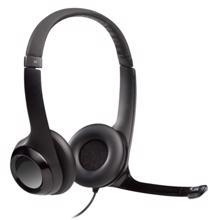 Logitech H390 Black ყურსასმენი