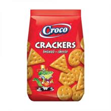 Croco კრეკერი ყველის 100 გრ