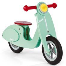 Janod Retro scooter mint ხის სკუტერი