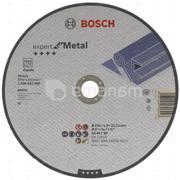 BOSCH საჭრელი დისკი ლითონისთვის Bosch Expert for Metal 230x22.23x1.9 მმ (2608603400)