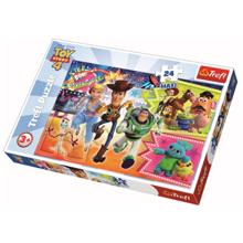 "TREFL  ""24 Maxi"" - Adventure pursuit / Toy Story ფაზლი"