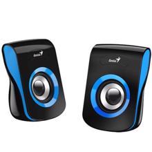 Genius დინამიკი SP-Q180 USB Power Blue