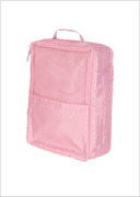 ჩანთა ფეხსაცმლის/MINIGO Portable Shoe Bag (Pink)
