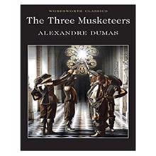 Three Musketeers,  Dumas. A.
