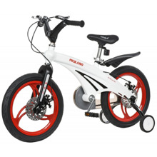 "Miqilong MQL-GN16 White 16"" საბავშვო ველოსიპედი"