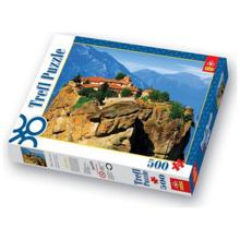 TREFL Puzzles 500 Meteora Greece ფაზლი