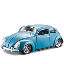 Maisto Volkswagen Beetle ლითონის მინი სათამაშო მანქანა