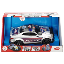SIMBA Street Force სათამაშო პოლიციის მანქანა