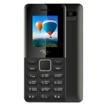 Itel IT2163R Elegant Black მობილური ტელეფონი