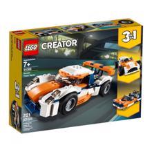 Lego Sunset Track Racer სპორტული ავტომობილი
