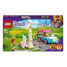 Lego FRIENDS -Olivia's Electric Car კონსტრუქტორი