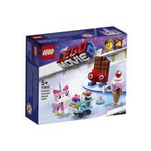 LEGO MOVIE ლეგოს კუბიკები საყვარელი მეგობრები