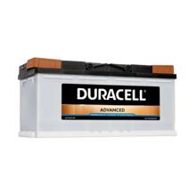 Duracell აკუმულატორი Advanced DA100 100 A/h DIN