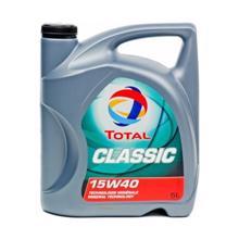 TOTAL ძრავის ზეთი CLASSIC 15W-40 5ლ