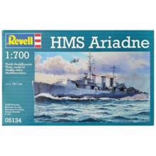 Revell HMS Ariadne ასაწყობი გემი