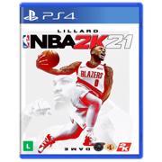 Sony PS4 NBA 2K21