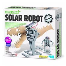 4M რობოტი მზის ენერგიაზე