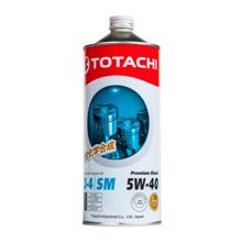TOTACHI ძრავის ზეთი Premium Diesel 5W/40 1 ლ