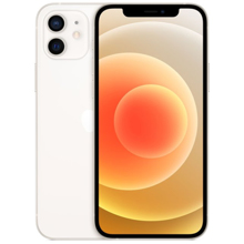 Apple iPhone 12 128GB White მობილური ტელეფონი