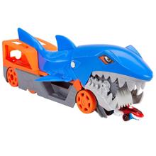 MATTEL Hot Wheels გადამზიდი ზვიგენის თავდასხმა