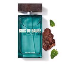 Yves Rocher Bois de Sauge Eau de Toilette მამაკაცის სუნამო