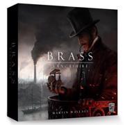 Brass Lancashire სამაგიდო თამაში