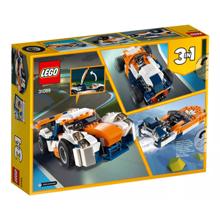LEGO Creator - რბოლის ავტომობილი