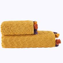 Manamo პირსახოცი LINDUS TOWEL HONEY 70X140