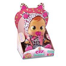 IMC Toys ინტერაქტიული თოჯინა Cry Babies Lea