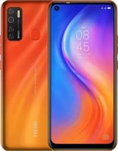 Tecno Spark 5 Pro (KD7) 4/128Gb Dual SIM Spark Orange მობილური ტელეფონი