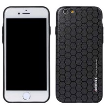REMAX Pattern-1 for iPhone 6/6s Plus Black ქეისი